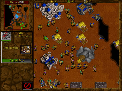 Warcraft II Beyond the Dark Portal