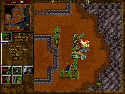 Warcraft Ii Beyond The Dark Portal Random Access